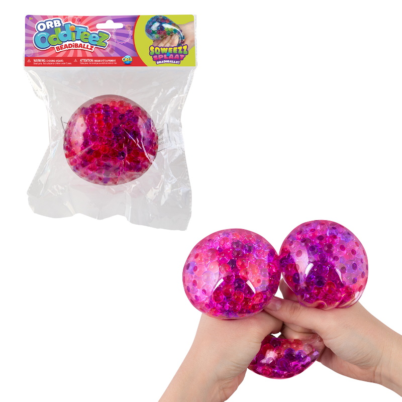 baby-fair Orb Beadiballz Ultra Cb Red / Blue / Green