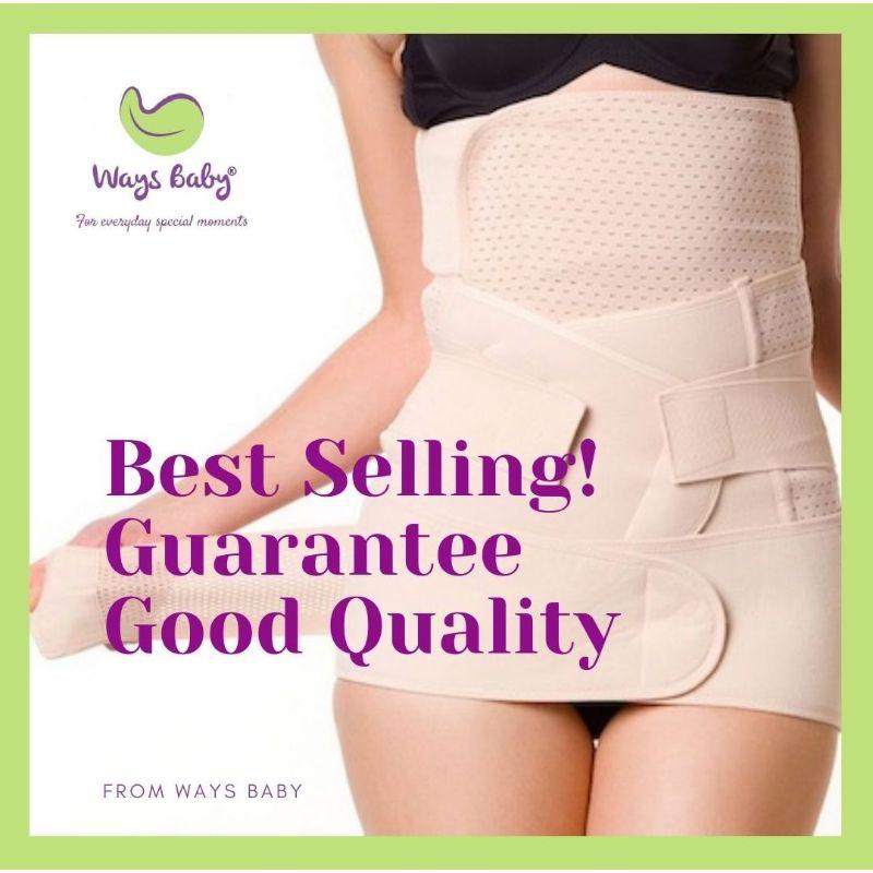 baby-fair Ways Baby 3 in 1 Postpartum Belly Support Belt