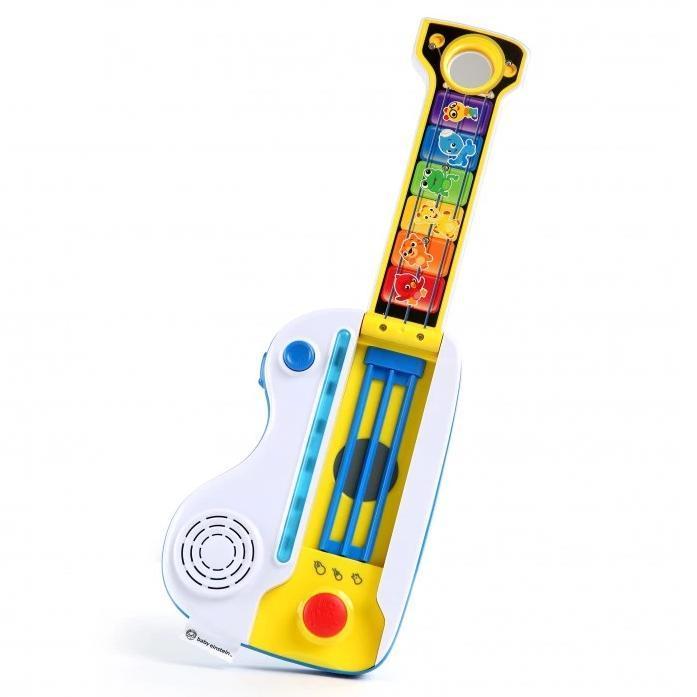 baby-fairBaby Einstein Flip & Riff Keytar Musical Toy