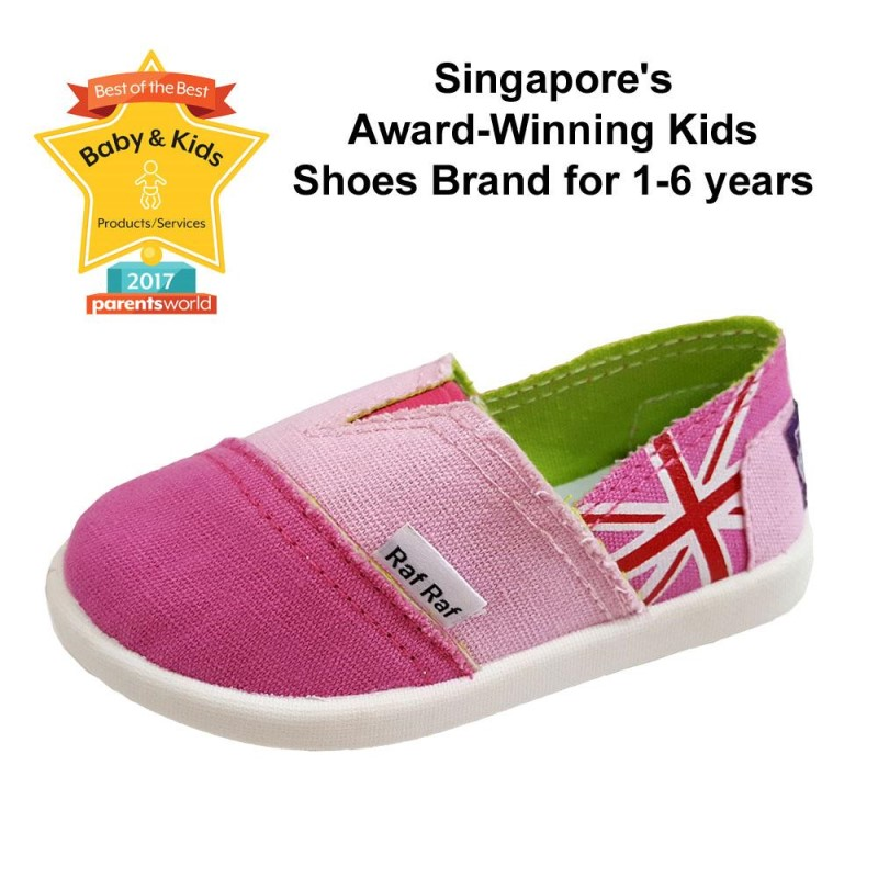 baby-fairRaf Raf Soft Sole Pink Loafers (1-3 years)