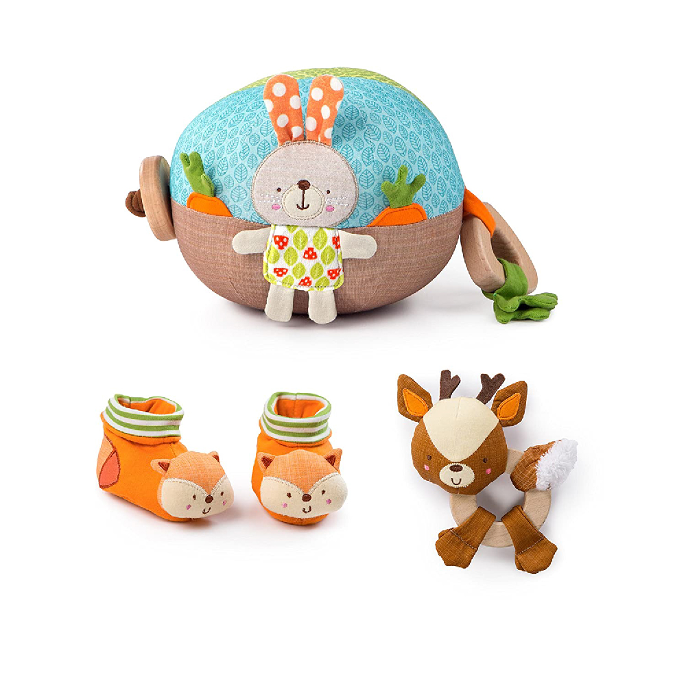 baby-fair Bright Starts Garden Party Gift Set