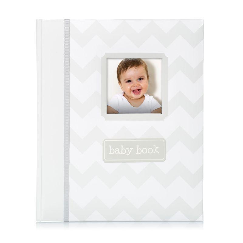 baby-fair Pearhead Little Pear Chevron Baby Book