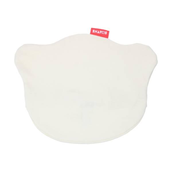 Snapkis BEBE Bear Pillow FREE 2 Organic Cotton Pillow Case