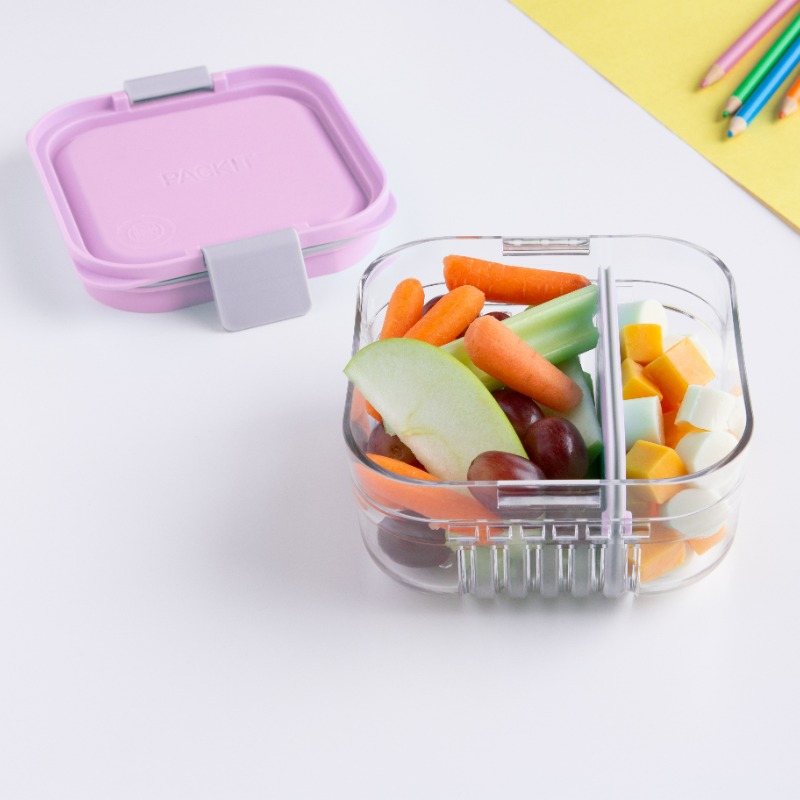 baby-fairPackit 2020 Mod Snack Bento Container - Peony