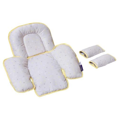baby-fair Clevamama ClevaFoam Multi-Use Head & Body Support Cushion