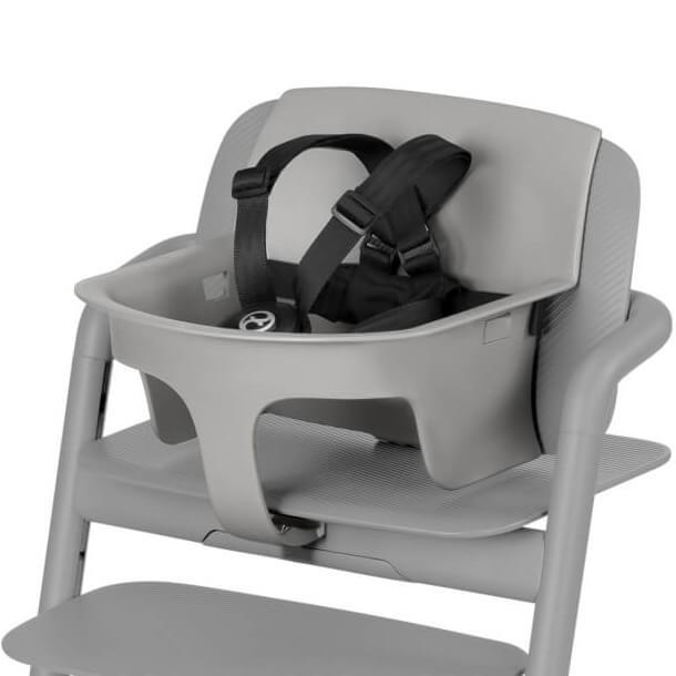 Cybex Lemo Highchair Wood (Asst) + Baby Set (Asst) + Tray (Asst) FREE Delivery!!