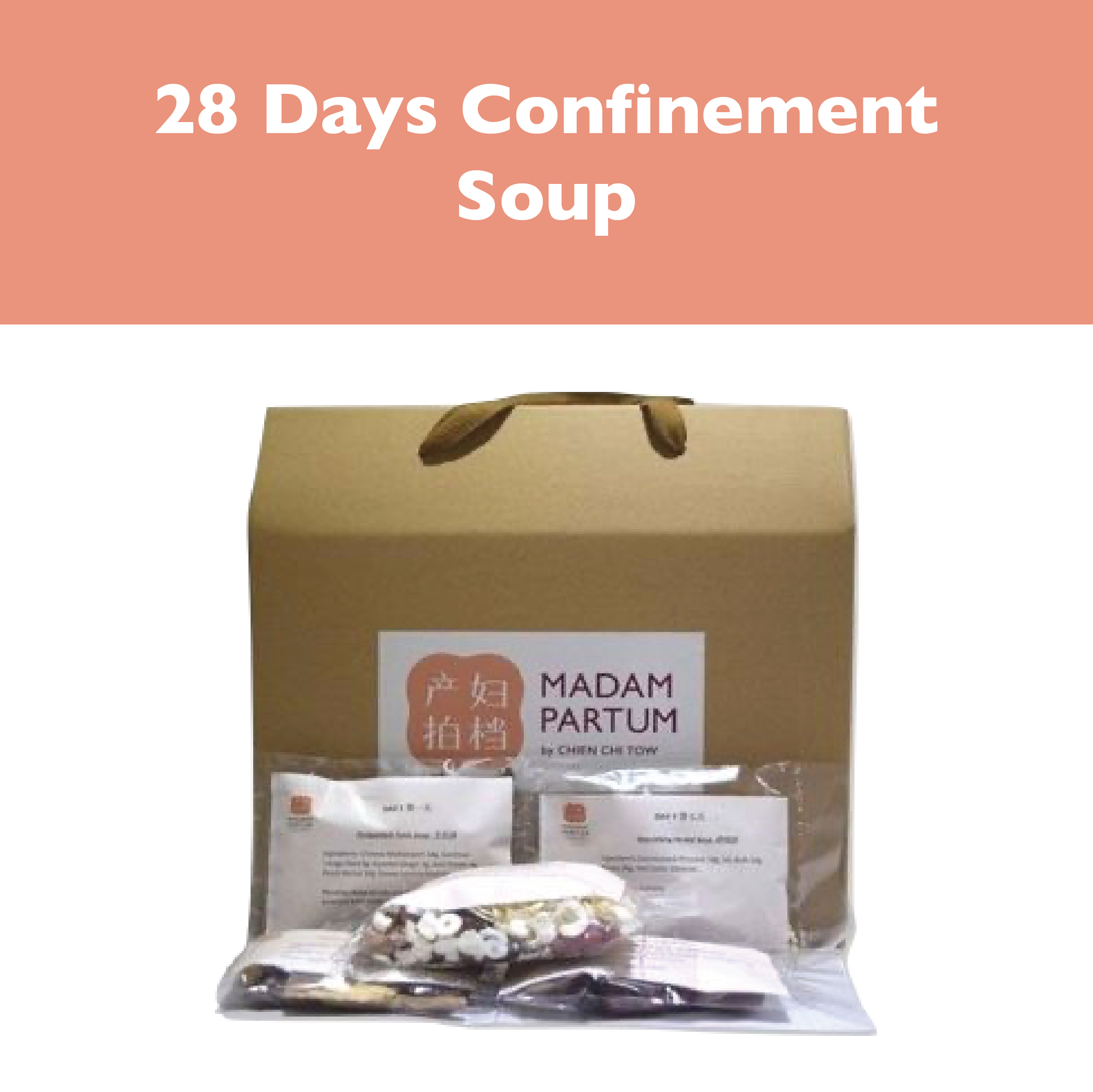 baby-fairMadam Partum 28 Days Confinement Soup