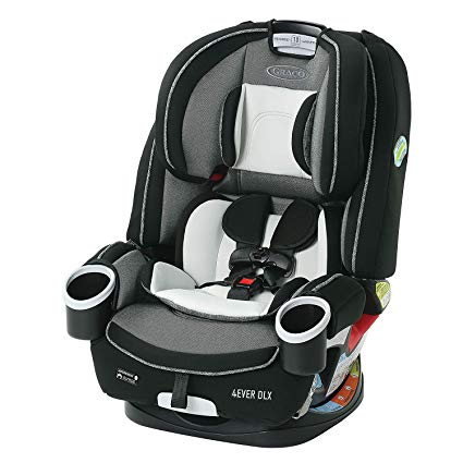 baby-fairGraco 4Ever DLX Carseat (Fairmont) + Free High Back Car Cushion Protector (L) worth $79.90