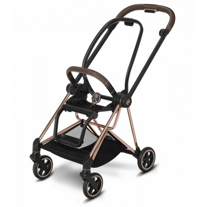 Cybex Mios Frame (ROSE GOLD) & Seat Hardpart + Seat Pack Bundle (FREE Delivery!!)