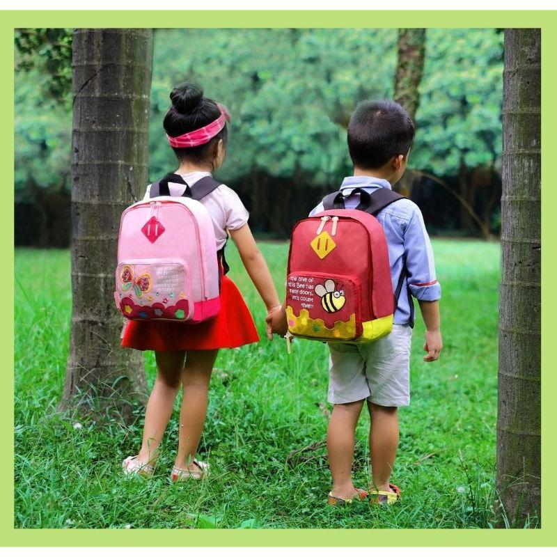 baby-fair Nick&Nic Foldable Backpack (Bundle of 2)
