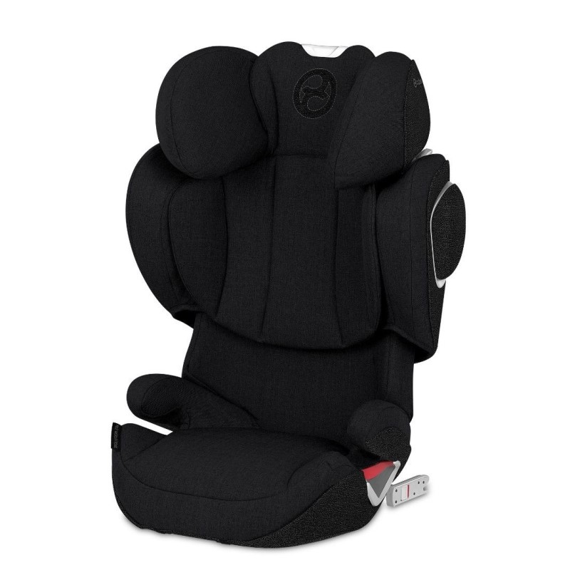 Cybex Solution Z-Fix Plus Carseat + Summer Cover Bundle!! (FREE Delivery!!)
