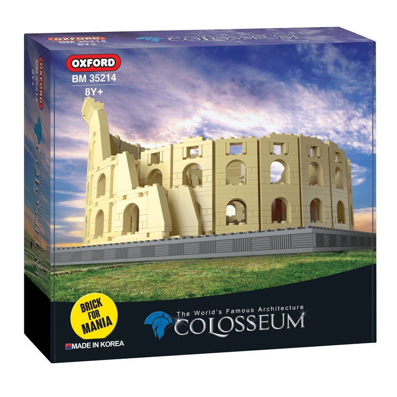 baby-fairOxford Toys Colosseum / Knights Of The Round Table