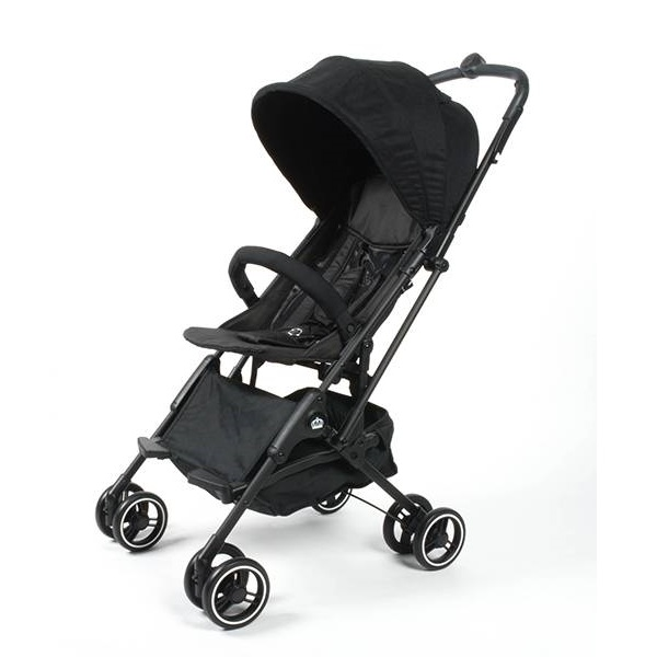 baby-fair Mimosa Cabin City Stroller (JET SET BLACK)