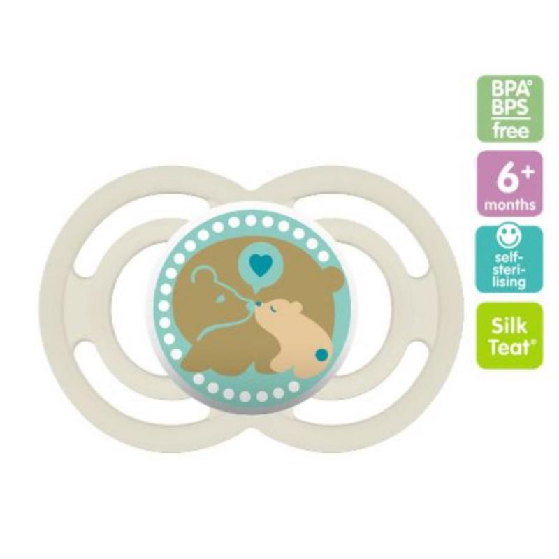 baby-fair MAM Perfect Pacifier 6+ months (A408)