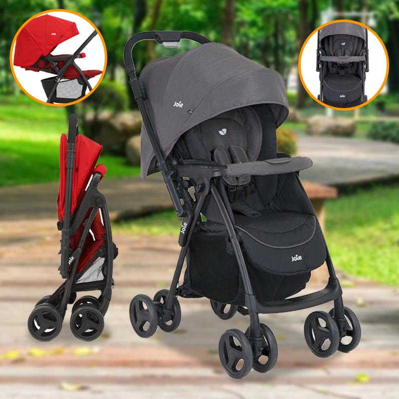baby-fairJoie Mirus Stroller + Free Raincover