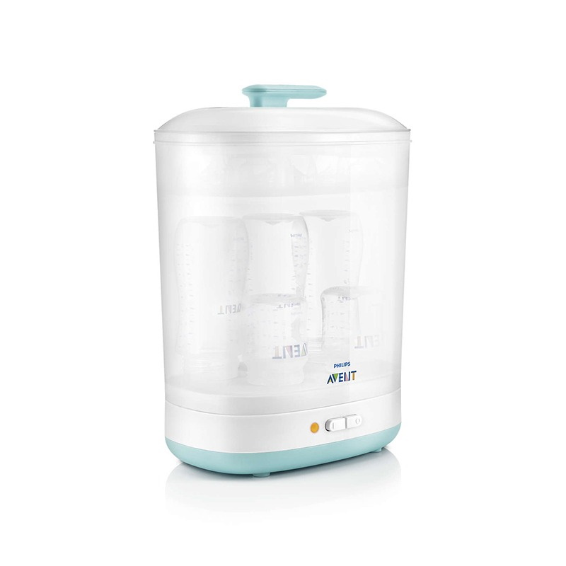 baby-fair(Coming Soon)Philips Avent 2-In-1 Electric Steam Sterilizer (SCF922/01)