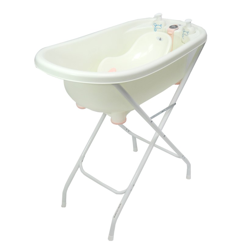 baby-fair Bonbijou Premium Bath Tub with Stand and Thermometer