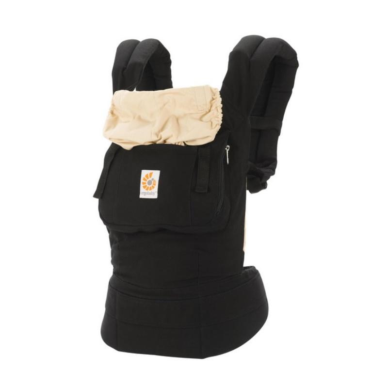 baby-fair Ergobaby Original Baby Carrier (Black Camel)
