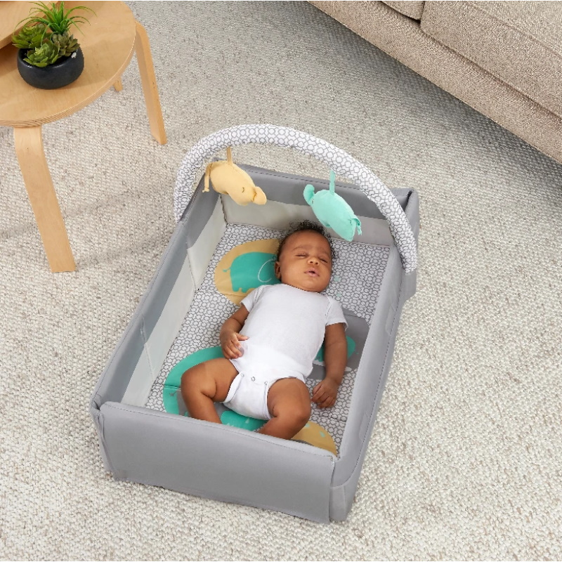 baby-fair Ingenuity TravelSimple Bed & Play Mat BS11814