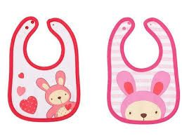 baby-fairBaby City Double Sided Printing Bibs, 2pcs (bundle of 2)