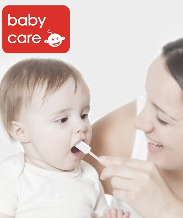 baby-fairBabycare Baby Oral Cleaning Kit