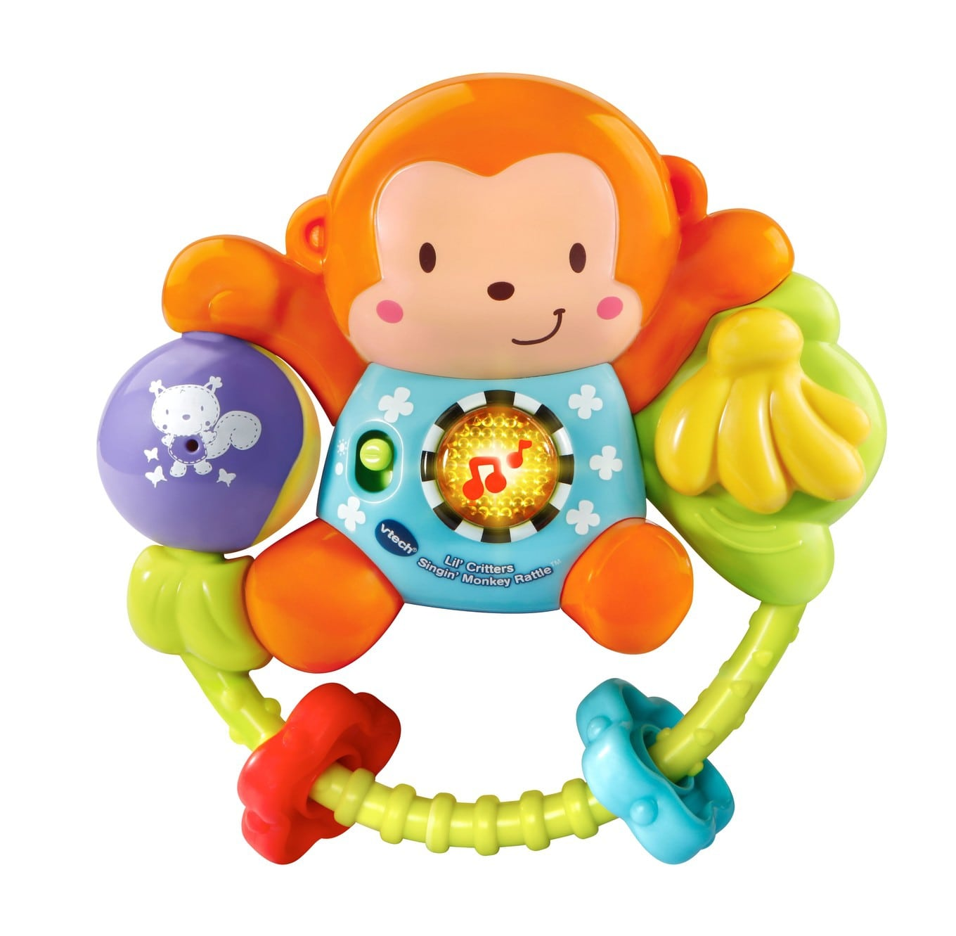 baby-fair Vtech Lil Critters Singing Monkey