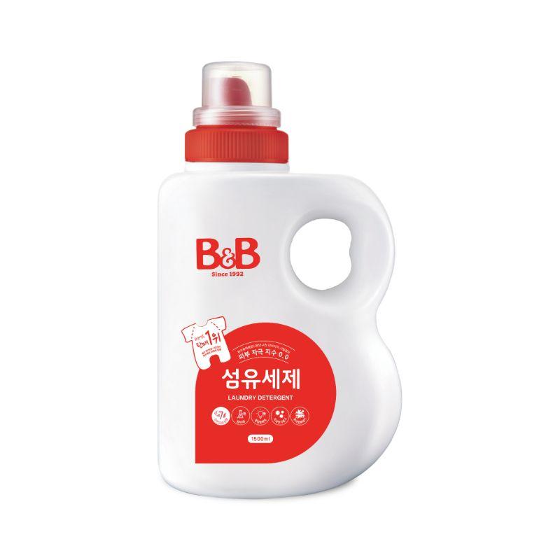 baby-fair B&B Fabric Detergent (Bottle) 1500ml