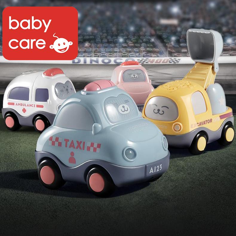 Baby Fair | Babycare Fun Cartoon Car - Trucks