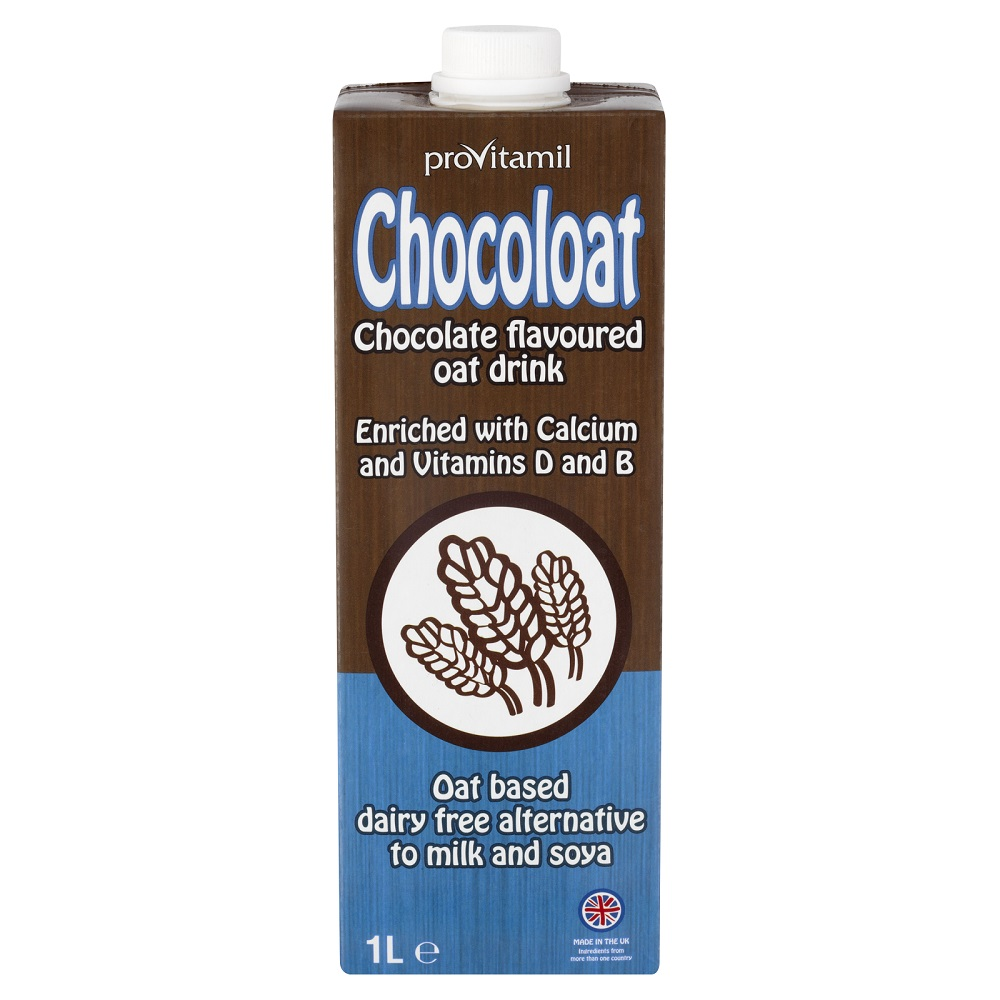 baby-fair Provitamil Oatmilk and Chocolate Oatmilk (6 x 1L)