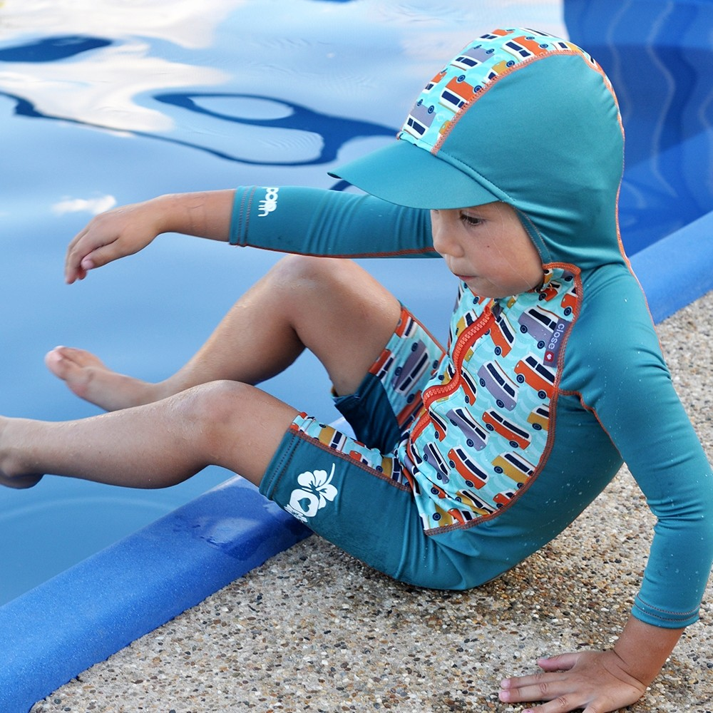 baby-fairClose Parents Beach All-In-One Swim Suit (Size: XL)