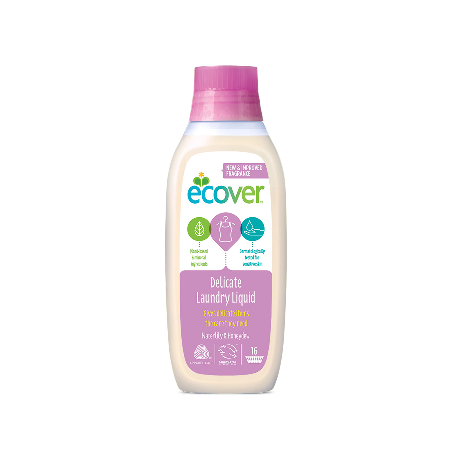 baby-fairEcover Delicate Laundry Liquid (750ml)