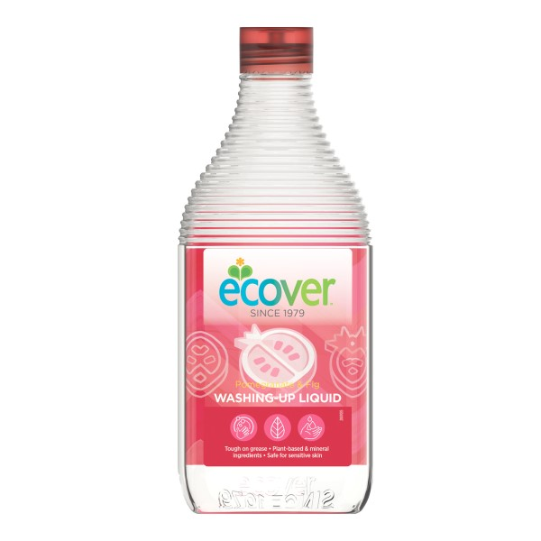 baby-fair Ecover Washing-Up Liquid - Pomegranate & Fig (450ml)