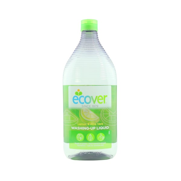 baby-fair (Coming Soon) Ecover Washing-Up Liquid - Lemon & Aloe Vera (950ml)