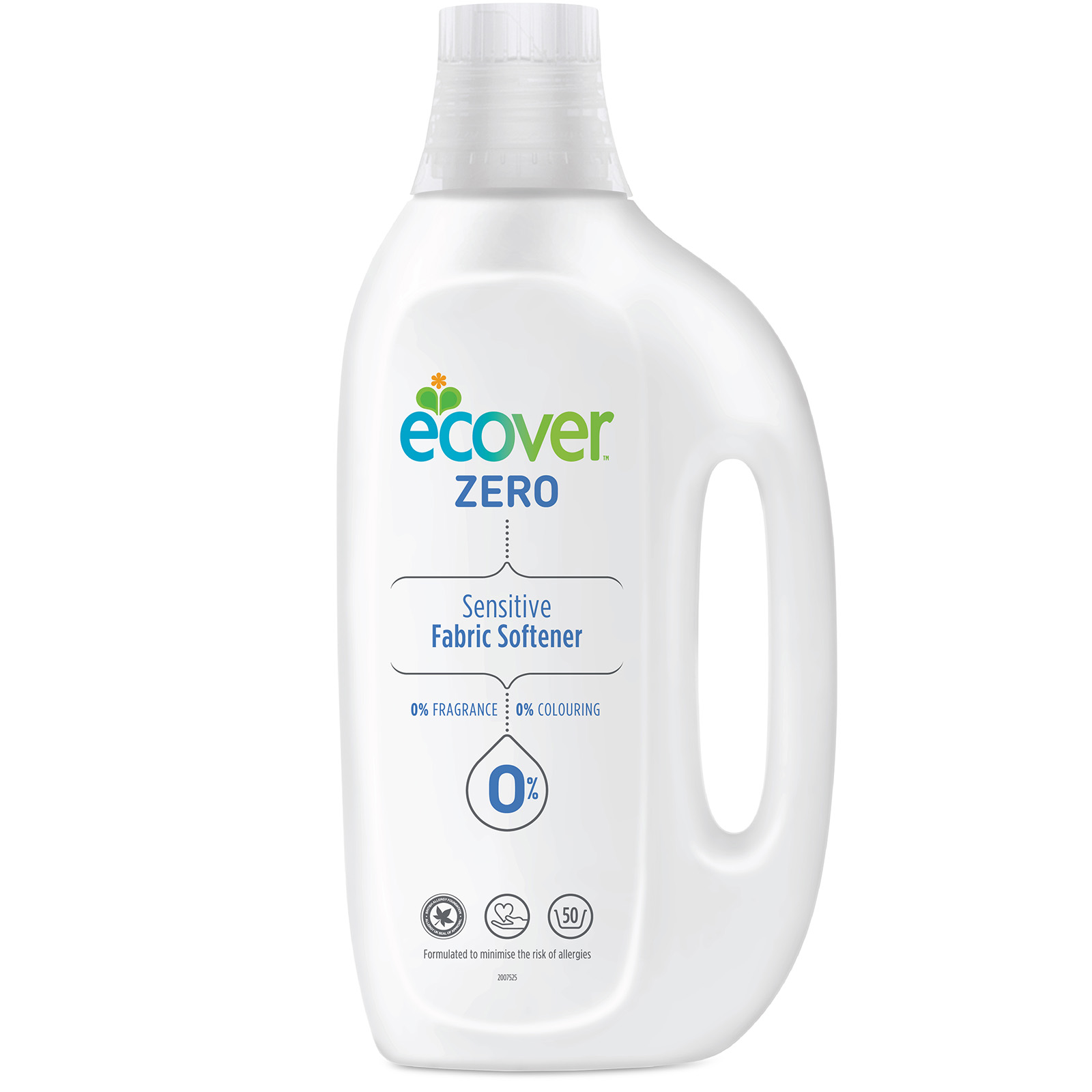 baby-fairEcover ZERO Fabric Softener (1.5L)