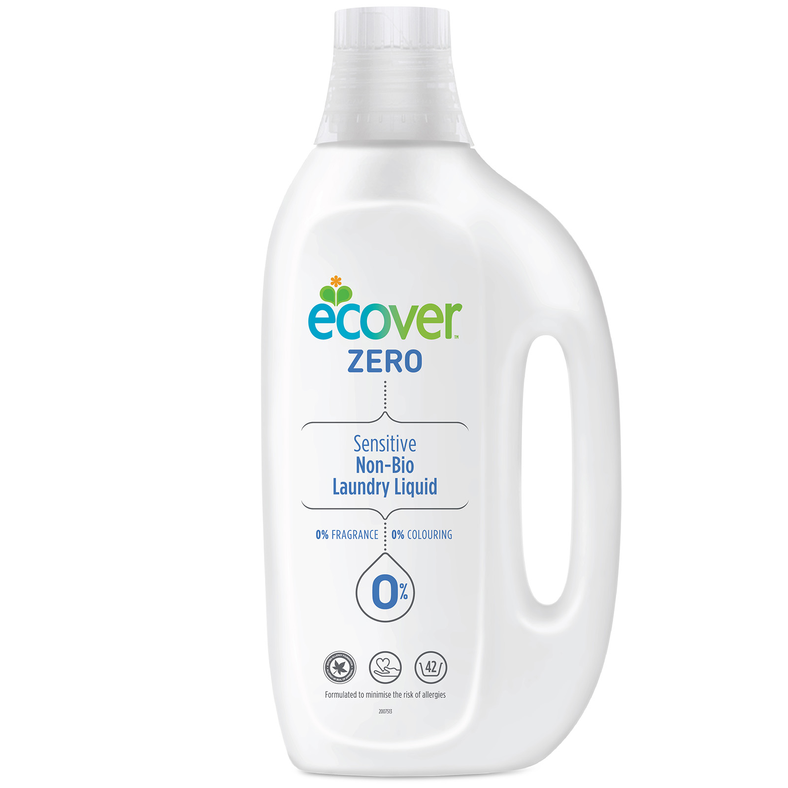 baby-fair Ecover ZERO Laundry Liquid (1.5L)