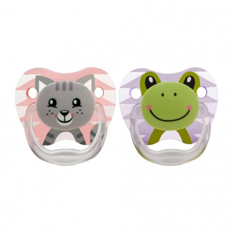 Dr Brown's Prevent Printed Shield Pacifier, 2pack