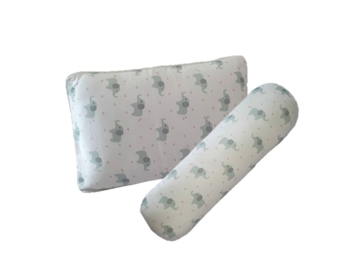 Bebe Bamboo dreamBB Pillow + Bolster Pillow (COVER ONLY) Size 2