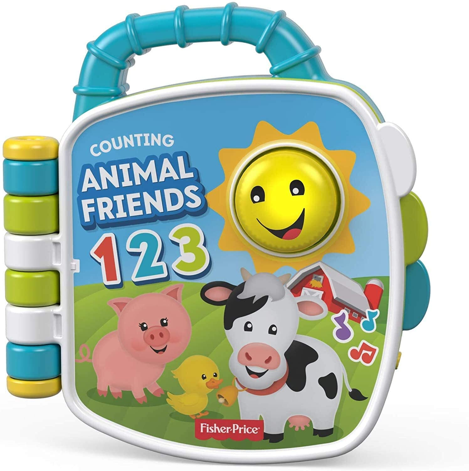 baby-fair Fisher Price Laugh & Learn Animal Book