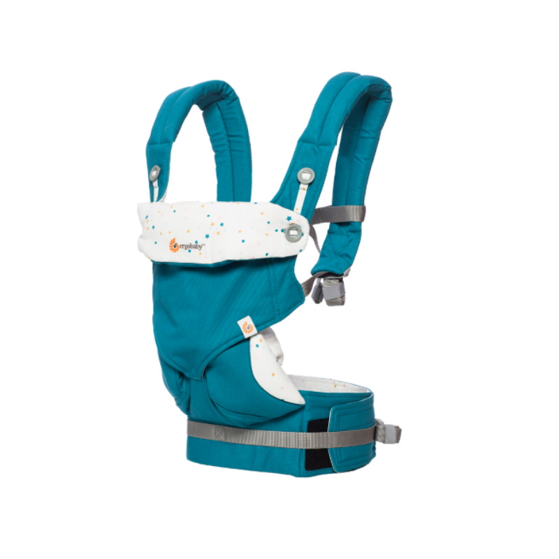 baby-fair Ergobaby 360 4Position Baby Carrier (Festive Skies)
