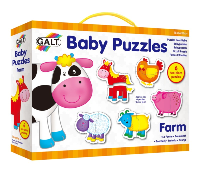 Galt Baby Puzzles  Toy