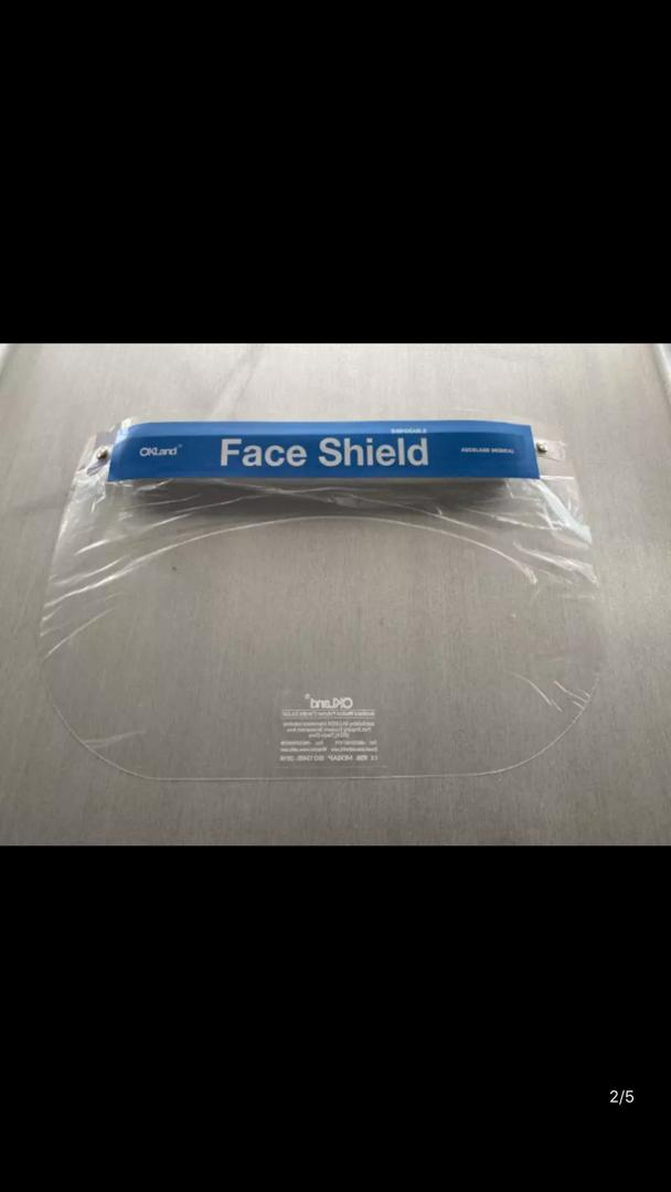 baby-fair3 pcs of Face Shield Bundle deal