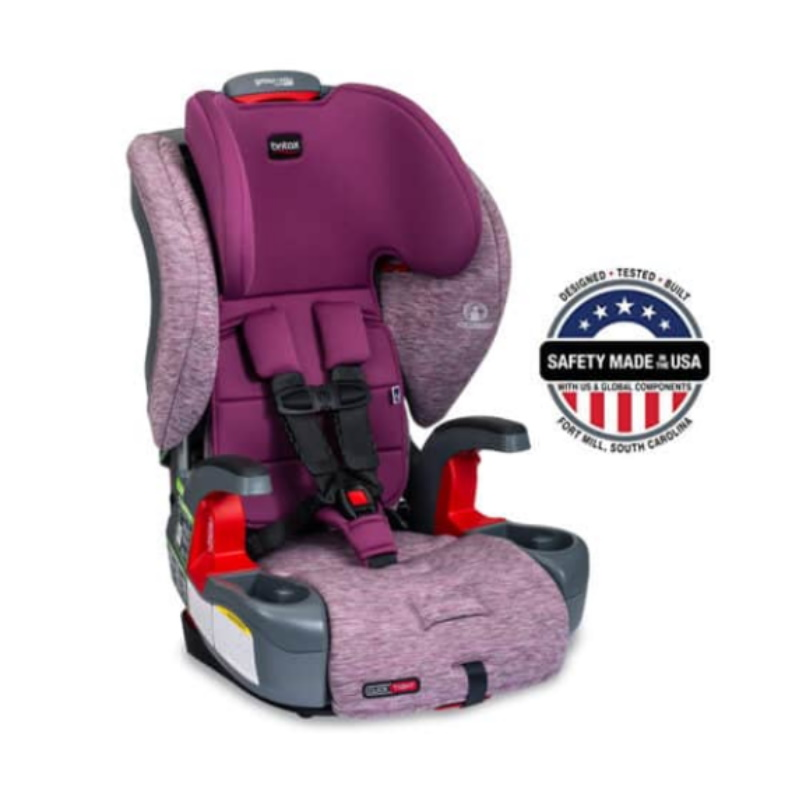 baby-fairBritax Grow With You ClickTight US Booster Seat