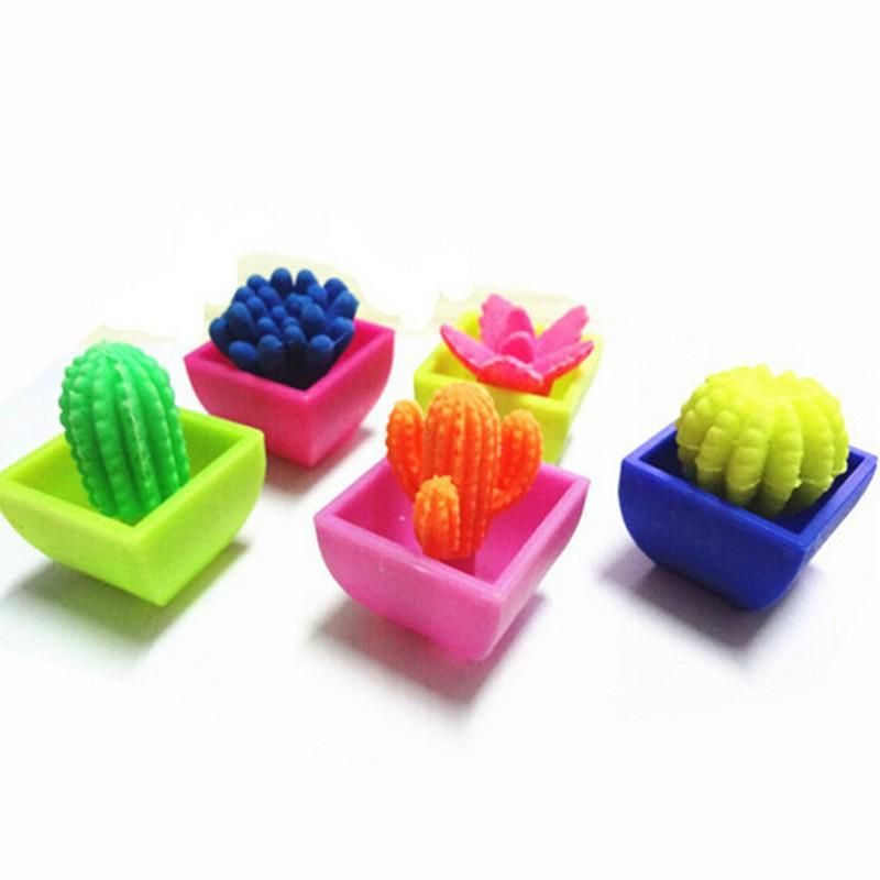 baby-fairScience Educational Toy For Kids Play N Learn Party Gift Growing Cactus 4 pieces per pack
