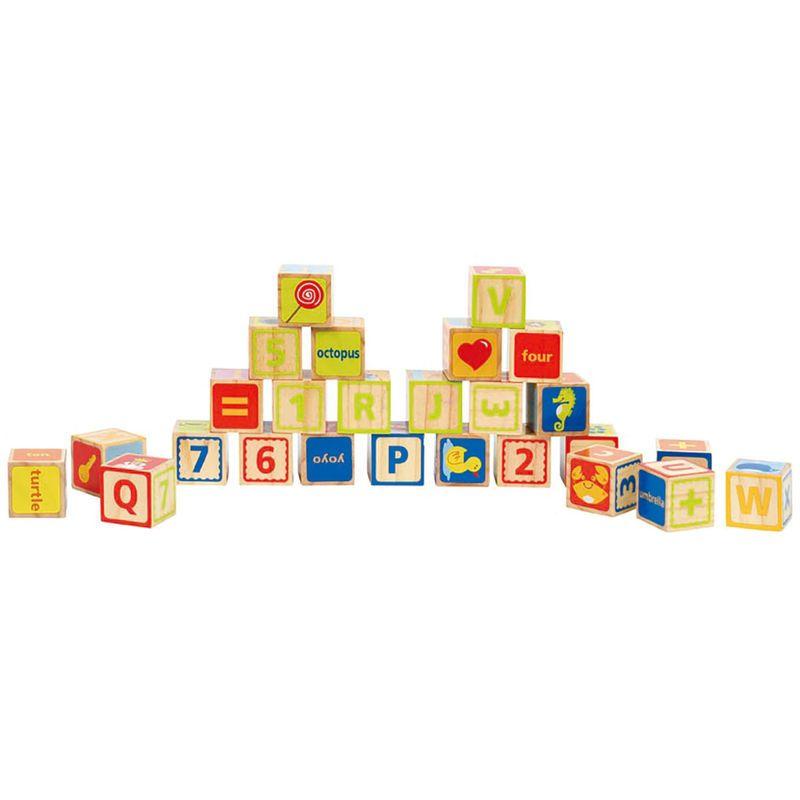 baby-fairHape Abc Blocks (E0419)