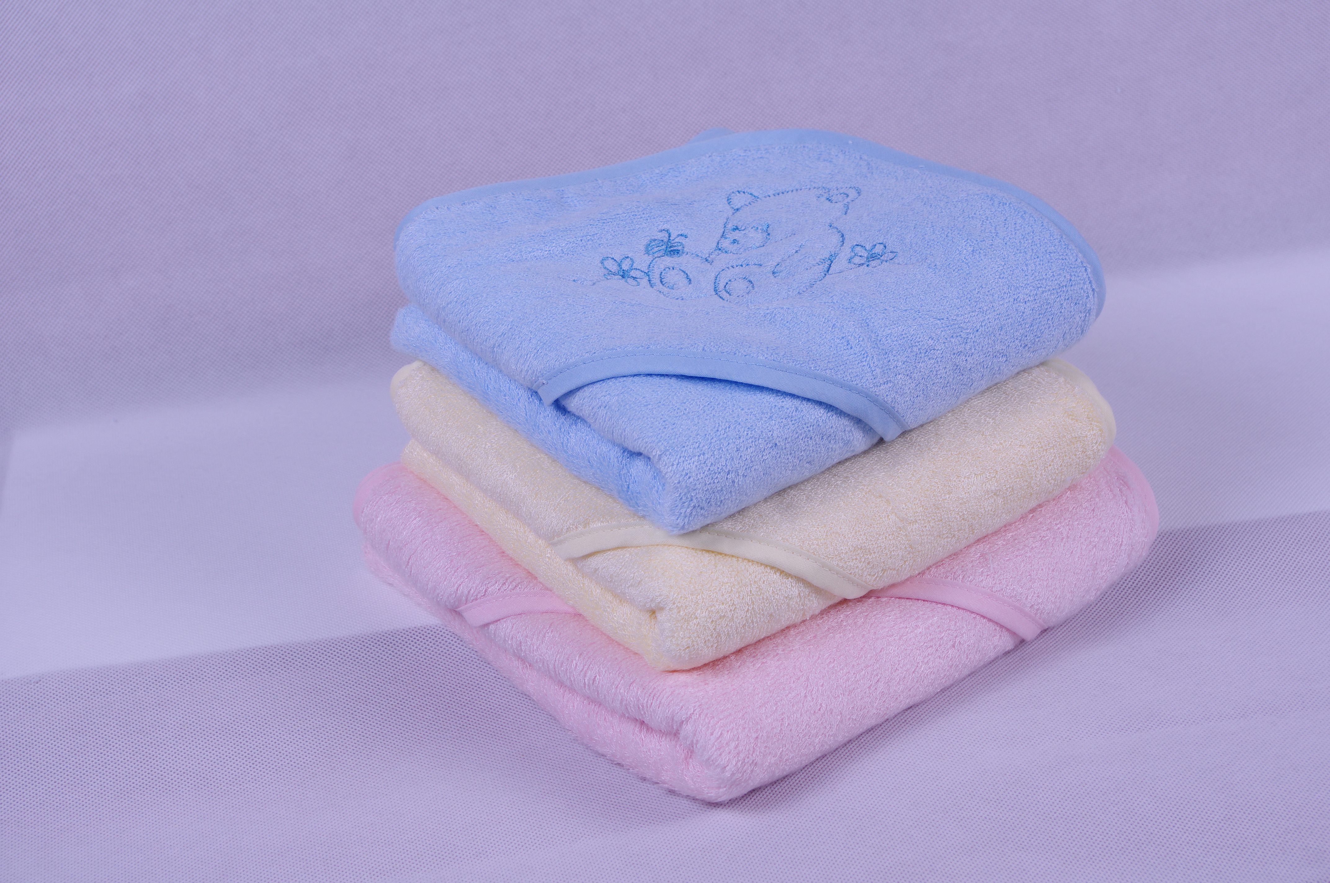 baby-fairHouse of Mums Bamboo Hooded Towel