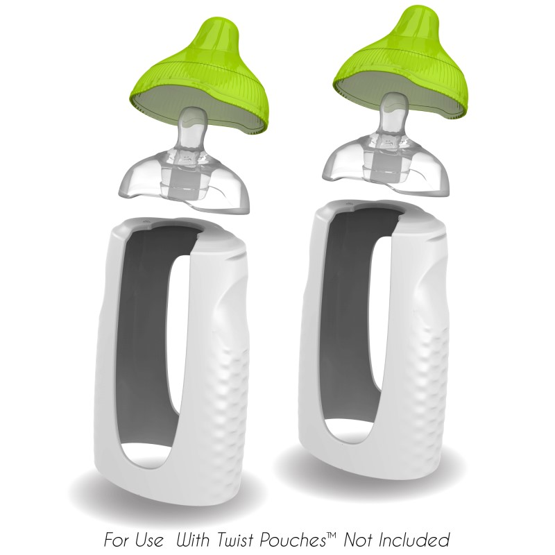 Kiinde Squeeze Bottle (2-pck)