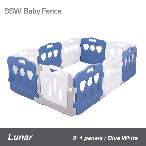 baby-fair(Coming Soon) SSW Lunar Baby Fence Playard