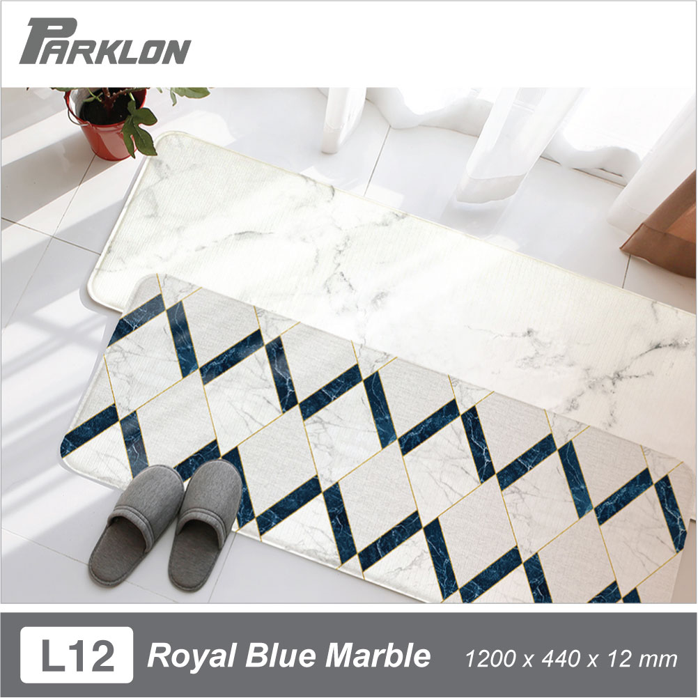 Parklon Multipurpose Playmat Royal Blue Marble (L)