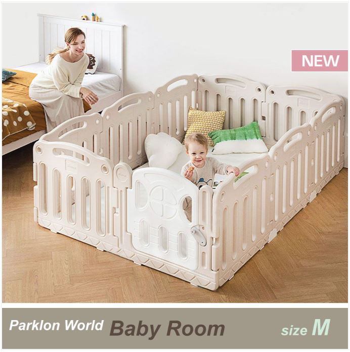 baby-fairParklon World Baby Room Playard (Medium)