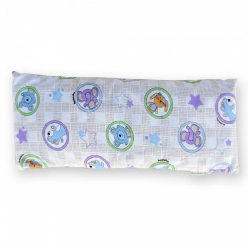 Isa Uchi Husks Bean Pillow (100% Natural Beansprout Husks) - Asst Designs!! FREE Pillow Cover !!